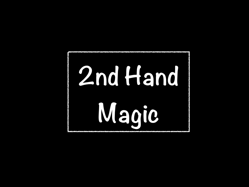 2nd Hand Magic