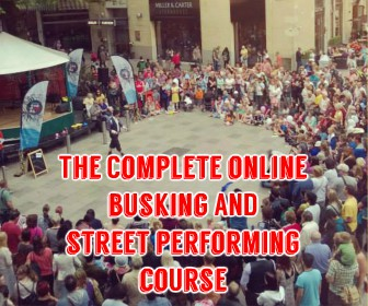 Online Busking Course