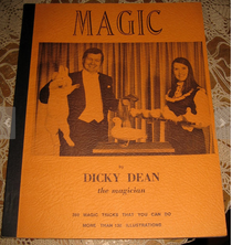 Magic by Dicky Dean the Magician