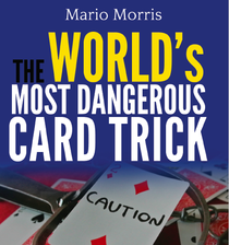 The Worlds Most Dangerous Card Trick Training Day DEPOSIT