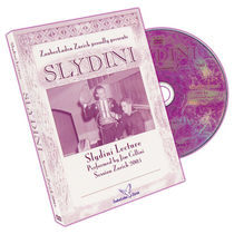 Slydini lecture - performed by Jim Cellini Session Zurich 2005
