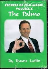 The Palmo - Secrets of Silk Magic DVD Volume4 (By Duane Laflin)