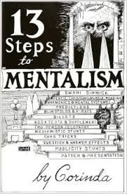13 Steps to Mentalism by Corinda