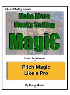 Pitch Magic Like a Pro poster.jpg