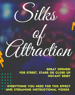 Mario Morris Silks of Attraction