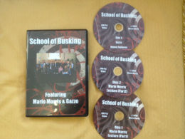 School of Busking 3 Set DVD