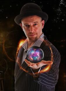 Mario Morris  Magician and Street Performer