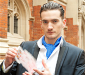 matthew le mottee Magician and Outdoor Performer