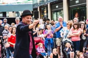 Explore the theory and practical application of busking and street performing. Each module covers many different subjects and is a complete lesson in themselves.