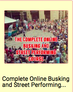 Complete online busking course
