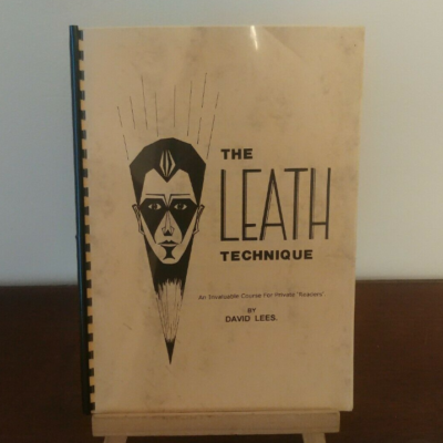 The Leath Technique By David Lees.