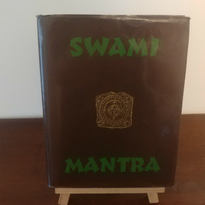 Swami/Mantra (Book) Bizarre and dangerous magic awaits!