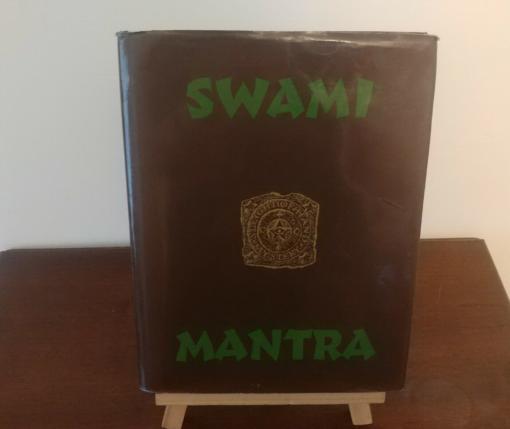Swami/Mantra (Book) Bizarre and dangerous magic awaits!